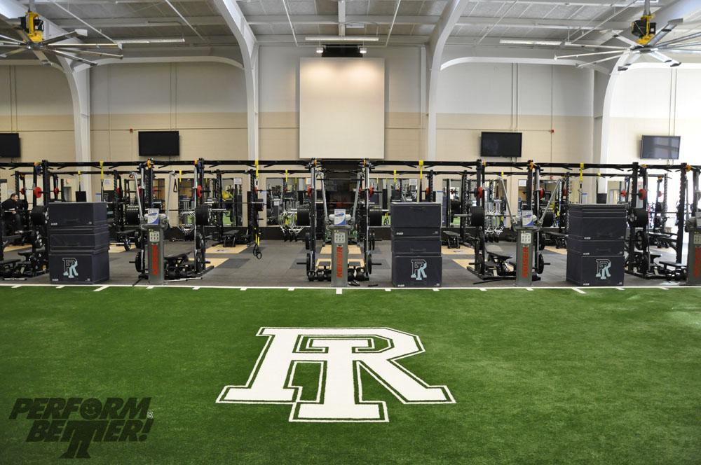 Fitness Facility Gym Design