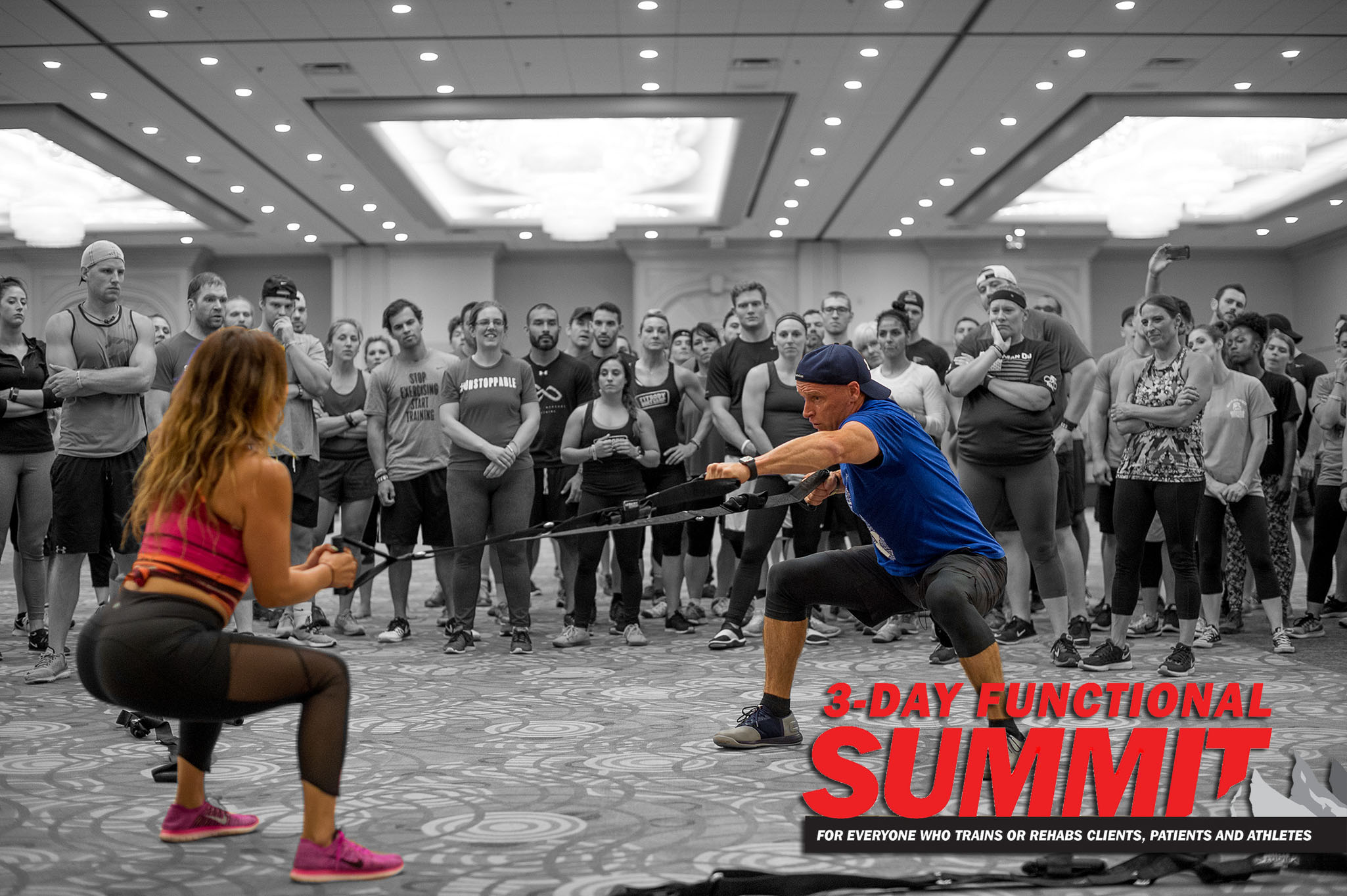3-Day Functional Training Summits
