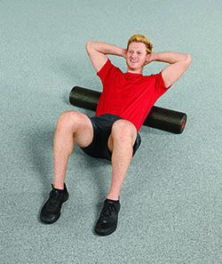 Point a roller training to video