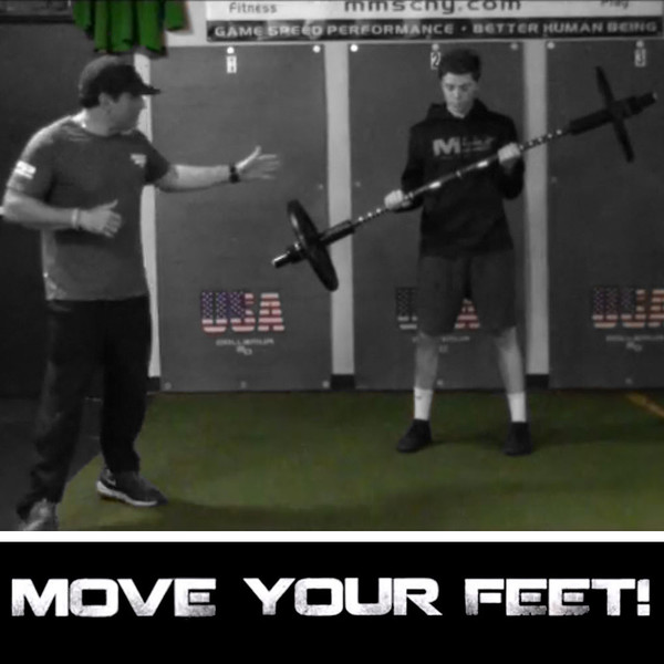 MOVE YOUR FEET Videos