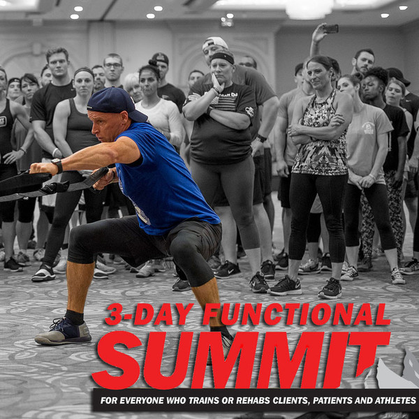 3 Day Functional Training Summits