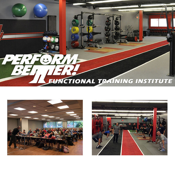Perform Better Functional Training Institute