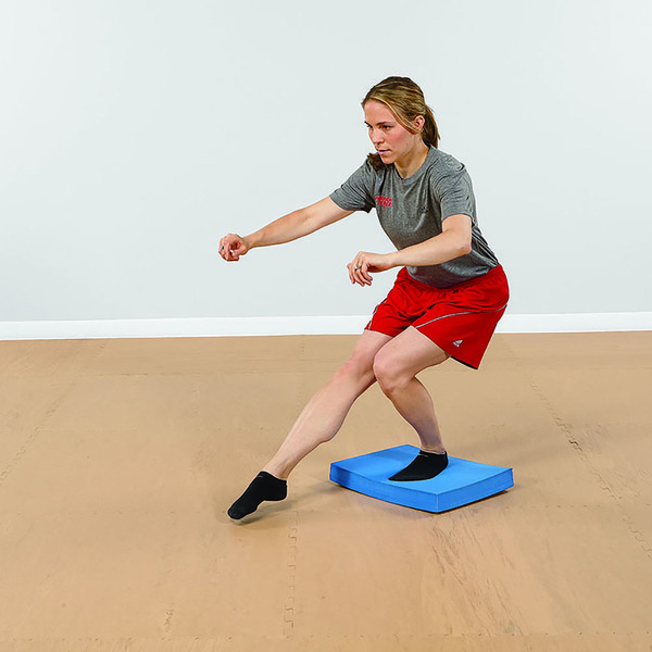 Fitness Dvd Sham: Balance And Stabilization Equipment