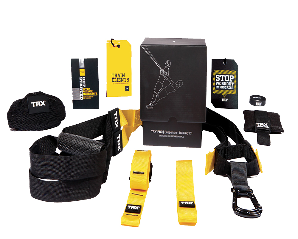 TRX Suspension Trainer: Pro Version