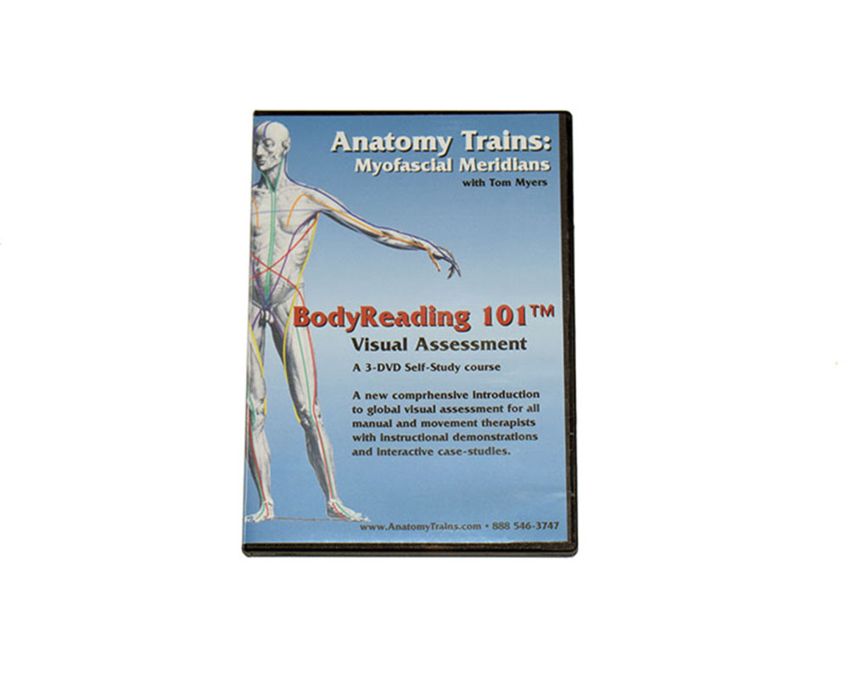 Body Reading 101 DVD Set