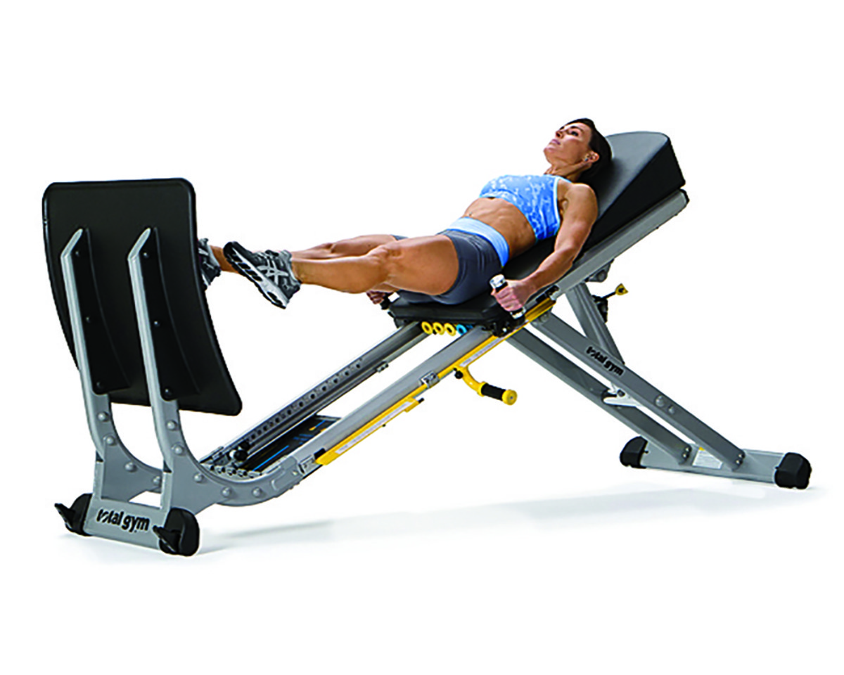 Total gym jump trainer for Gimnasio total